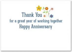 business anniversary message employee anniversary cards business anniversary cards