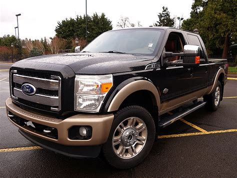 Ford F250 King Ranch used 2011 ford f250 crew cab king ranch diese king ranch