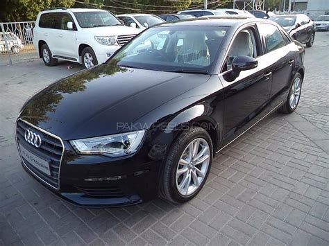 Audi A3 Tfsi 1 8 by Audi A3 1 8 Tfsi Quattro 2016 For Sale In Karachi Pakwheels