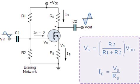 transistor jfet formulas mosfet and metal oxide semiconductor tutorial