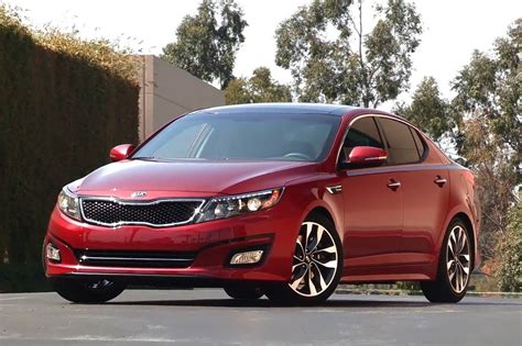 New 2014 Kia Optima Used 2014 Kia Optima For Sale Pricing Features Edmunds