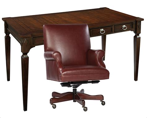 hekman office furniture hekman office set new traditions he 951249nt set
