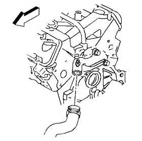 Thermostat Pontiac Montana Pontiac Aztek Thermostat Location Get Free Image About
