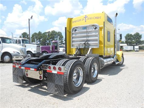 2005 kenworth for sale used 2005 kenworth w900l tandem axle sleeper for sale in