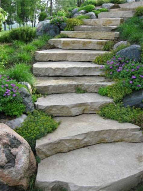 landscaping stairs gardens awesome and walkways on pinterest