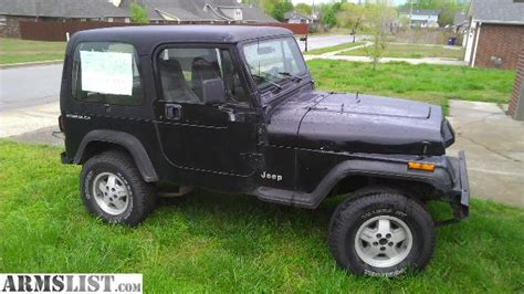 Jeep Wrangler Hardtops For Sale Armslist For Sale 995 Black Jeep Wrangler Yj Hardtop