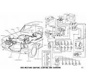 Ford Mustang 1965 Not Charging Has New Battery
