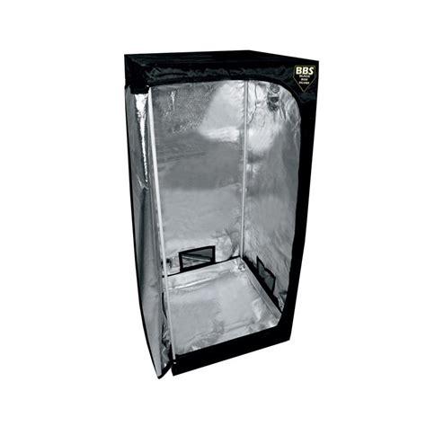 blackbox silver chambre de culture bbs v2 80x80x180 cm