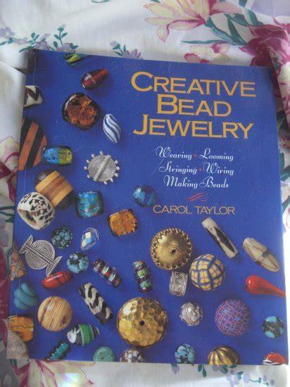 creative bead weaving creative bead jewelry book weaving looming