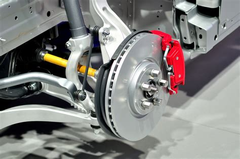 Car Types Of Brakes by How Disc Brakes Work Yourmechanic Advice