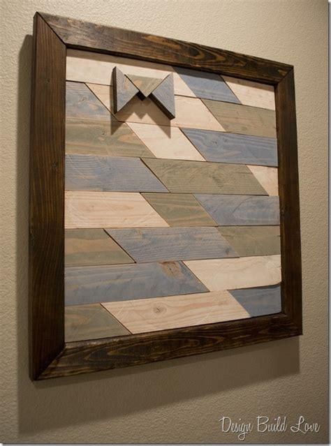 Decorating Ideas Kitchen Walls by How To Make Wall Art For Your Home Using Reclaimed Wood
