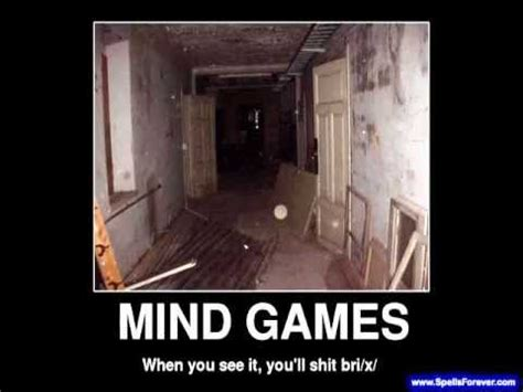 Mind Games Meme - scary ghost pop up youtube