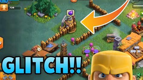 mod game coc hack coc new update builders village clash of clans glitch