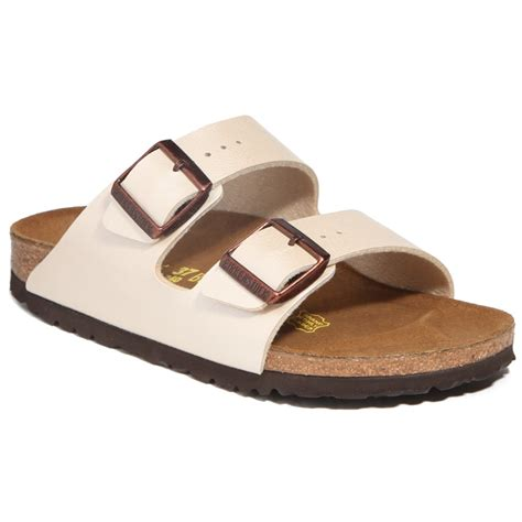 birkenstock sandals womens birkenstock arizona birko flor sandals s evo