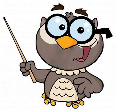 drawing pictures free owl professor clipart best