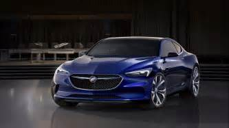 Buick And Chevrolet 2016 Buick Avista Concept Gm Authority