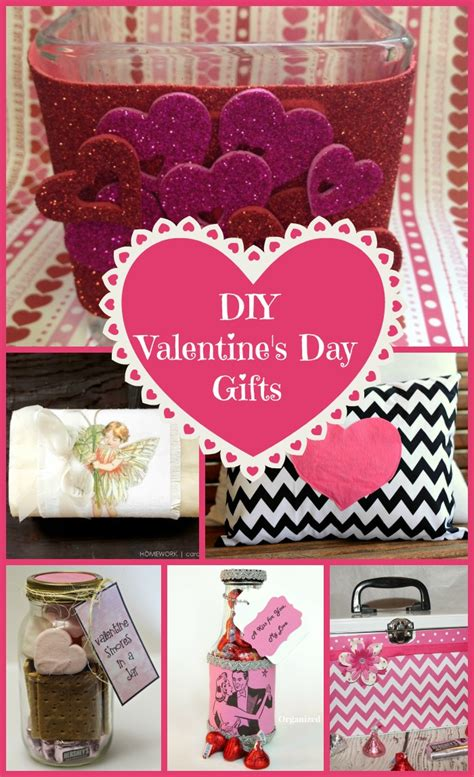 Handmade Valentines Day Gift - sweet handmade s day gifts decorations