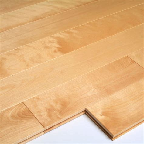 birch light color wood flooring in huzhou zhejiang china