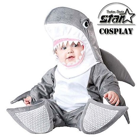 baby shark reggae online get cheap infant halloween onesies aliexpress com