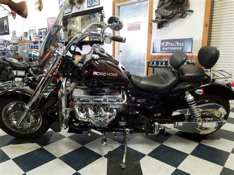 Boss Hoss Bike Cc by Boss Hoss Bhc 3 502 Bike Motorcycles For Sale