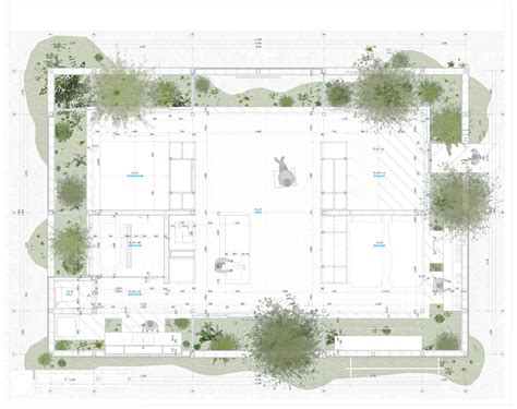 green building floor plans drawing and rendering on pinterest drawing architecture