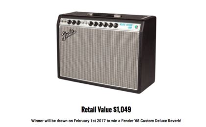 Music Gear Giveaway - moore music january gear giveaway sun sweeps