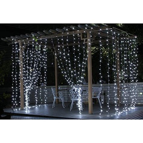 outdoor canopy lighting led canopy tent string lights lighting curtain