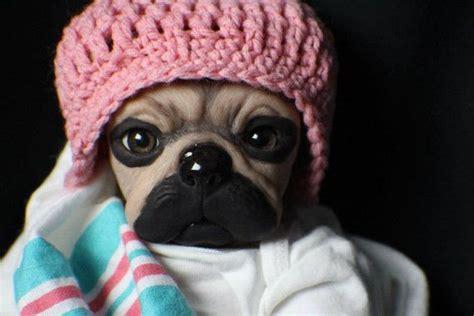 reborn pugs for sale custom order reborn puppy pug painted hair not by fullmoonbabies 250 00 reborn