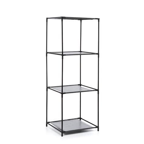 estante de metal estante de metal oh my home 4 prateleiras you like it