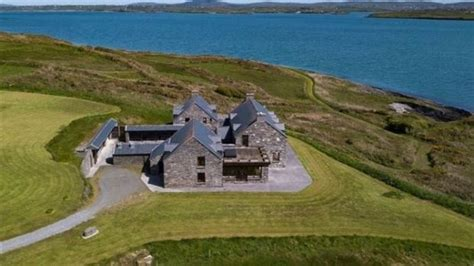 Love islands? Take a look at this ?6.75m west Cork retreat