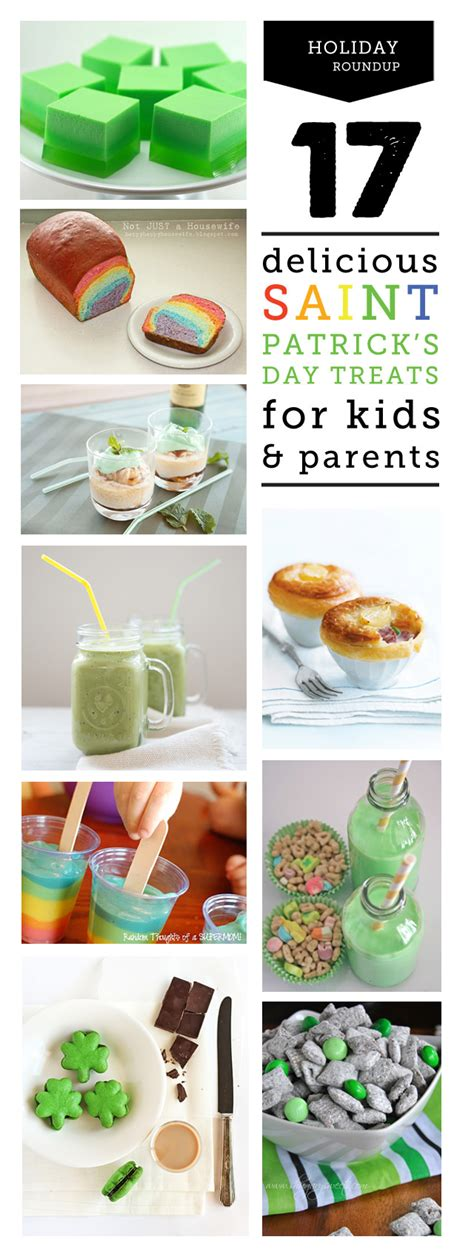 st patrick s day recipes and treats for and adults