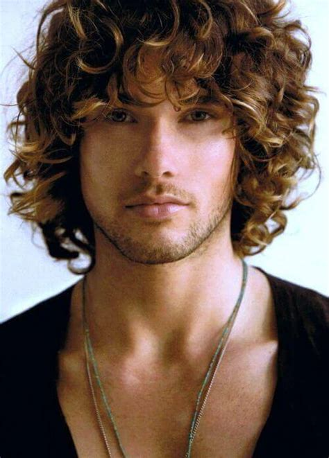 A Guide To The Best Hairstyles For by The Best Curly Hairstyles For Mens Hairstyle Guide