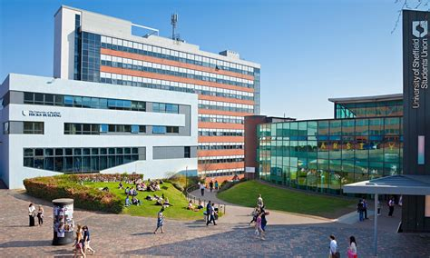 Of Sheffield Mba by Sheffield Best Place To Be A Student You
