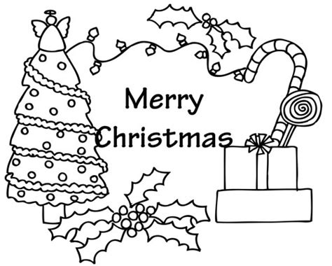 christmas free coloring pages wallpapers9