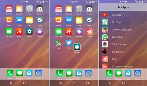 ios launcher for android best ios launchers for android to make your phone like an iphone