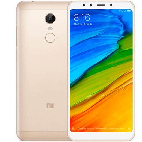 Xiaomi Redmi 5 Plus xiaomi redmi 5 plus 64gb dorado xiaomi casademi