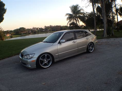lexus wagon fl fs 2002 lexus is300 sportcross wagon altezza gita
