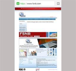 mobile login site fsnb banking sign in login