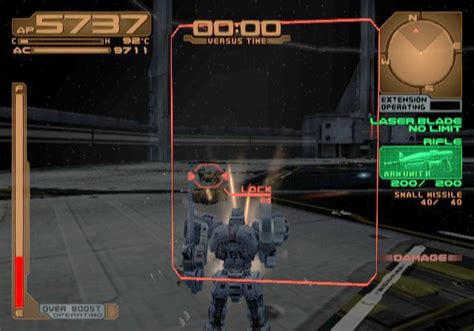 emuparadise iso ps2 armored core 3 usa iso