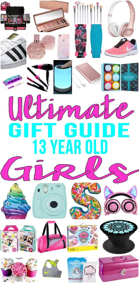 best gifts for 13 year old girls gift suggestions 13th