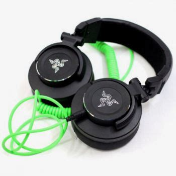 Headset Razer Indonesia gaming shop wired headset kabel