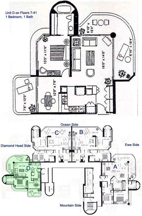 canterbury floor plan canterbury place honolulu hawaii condo by hicondos com