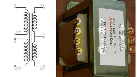 video tutorial electrical transformer ac  dc