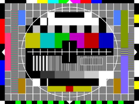test pattern generator tv trf 95x test patterns