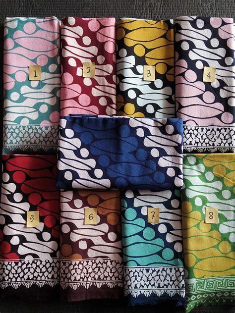 Shoo Kucing Apple Mainan Kucing jual kain batik halus cap garutan jawa barat motif parang