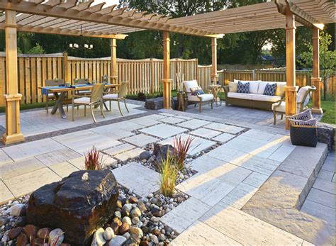 landscaping products supplier techobloc photo inter bloc