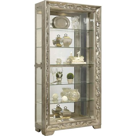 pulaski pacific heights curio cabinet 36 best collections display curio cabinets images on