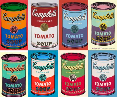 andy warhol soup cans andy warhol and his muse the cbell soup can