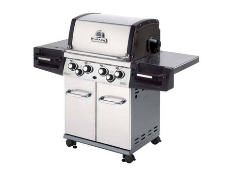 Regal 490 Pro by Barbecue Broil King Regal S 490 Pro