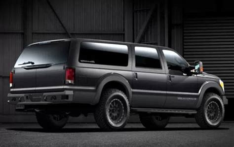 Ford Excursion 2020 by New Ford Excursion 2020